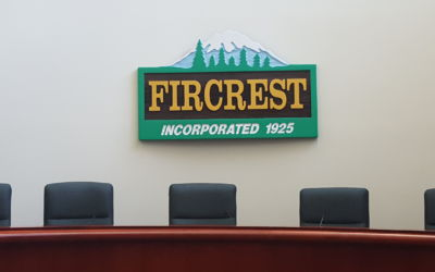 Fircrest Council Chambers