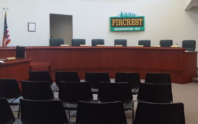 Fircrest Council Chamber