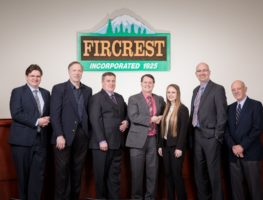 Group picture of Fircrest City Council