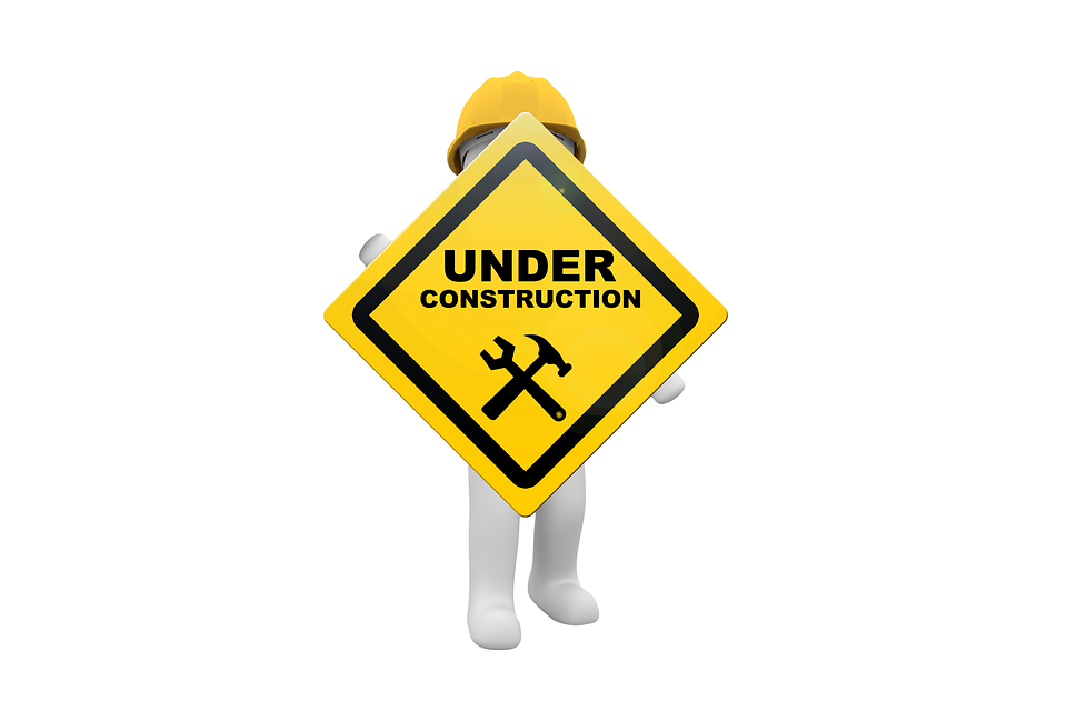 Under Construction Man