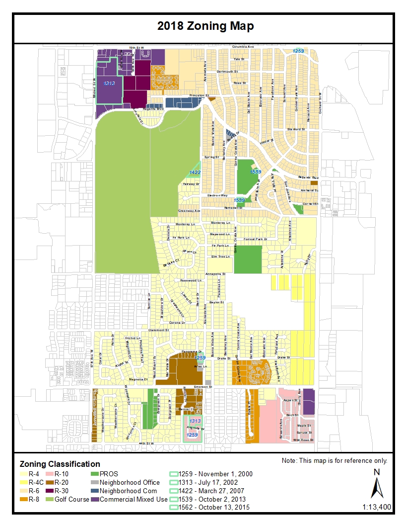 2018 Zoning Map - City of Fircrest on floodplain map, residential map, soils map, streets map, parking map, zoning ordinance, transportation map, zoning regulations, survey map, business map, zoning board of appeals, mashpee ma town map, wetlands map, zoning code, future land use map, city council, india earthquake zone map, planning commission, land use map, open space map, climate zone map, e zone map,