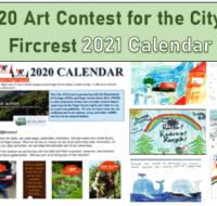 2021 Calendar Art Contest